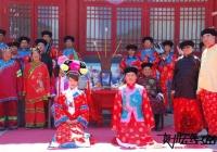 满族传统结婚习俗知多少?